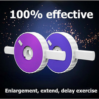 HEMIAMI new Penis exercise card ring100% effective male enlargement extender Trainer proextender penis pump for men sex toy