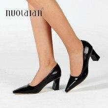 769fcfd34f5779 2019 marque chaussures femme talons hauts dames chaussures 6.5 CM talons pompes  femmes chaussures talons hauts