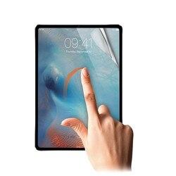 Ochrona ekranu tabletu dla Ipad Pro 12.9 cal 2018 jasne miękkie hydrożelowe folia osłona na ekran z TPU folia ochronna 1212 #2 w Ochraniacze ekranu do tabletów od Komputer i biuro na