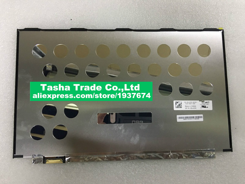 13.3 LCD Screen matrix display LQ133M1JW21 1920*1080 FOR DELL XPS 9350 9360 non touch 72% NTSC panel
