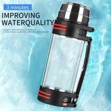 1.5L Family Hydrogen Rich  Water Generator Kettle Hydrogen Water lonizer Cup Alkaline Hydrogen Water Anti-oxidation Water Maker цена и фото
