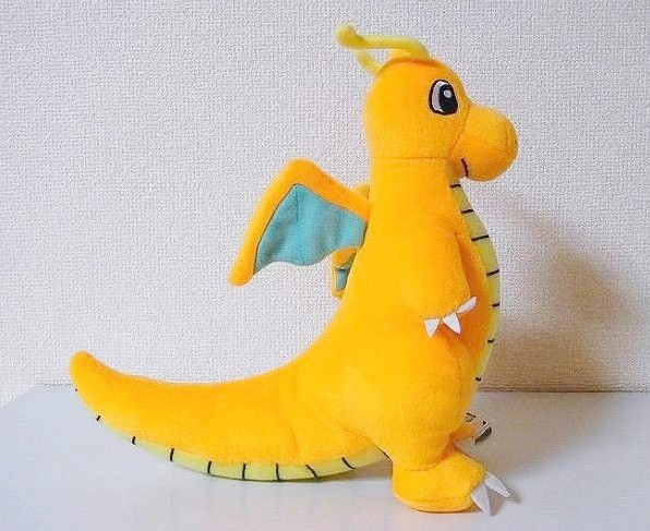 Pokemon Plush Toy Dragonite 9″ Cute Collectible Soft Pikachu Charizard Stuffed Animal Doll