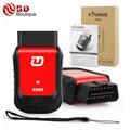 100% Original X500 XTUNER V2.2 Scanner de Diagnóstico Auto OBDII + + DPF ABS + Óleo de Reset + TPMS + EPB + Injector + IMMO para Android telefone