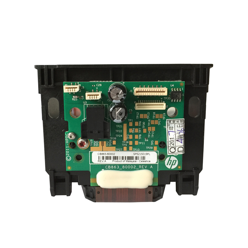 100% Original and NEW for HPCB863-80013A 932 933 XL Printhead for HP 932 933 XL for HP Pro 6100 6600 6700 7110 7610 7612 print h смартфон highscreen fest xl pro blue