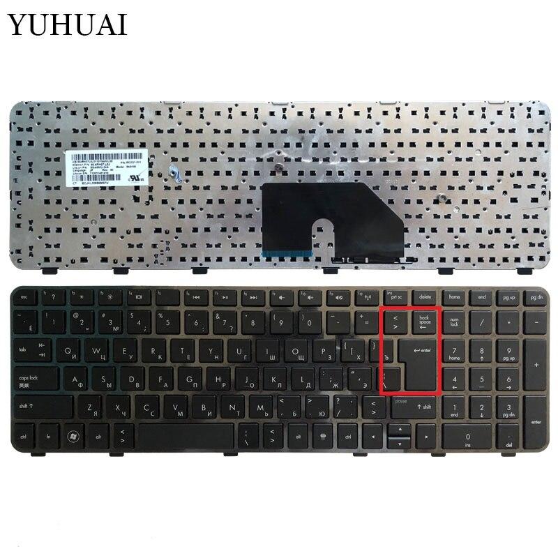Russian RU laptop Keyboard for HP Pavilion DV6 DV6T DV6-6000 DV6-6100 DV6-6200 DV6-6b00 dv6-6c00 Black NSK-HWOUS OR 665937-251Russian RU laptop Keyboard for HP Pavilion DV6 DV6T DV6-6000 DV6-6100 DV6-6200 DV6-6b00 dv6-6c00 Black NSK-HWOUS OR 665937-251