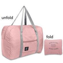 Large Capacity Fashion Travel Bag For Man Women Weekend Bag