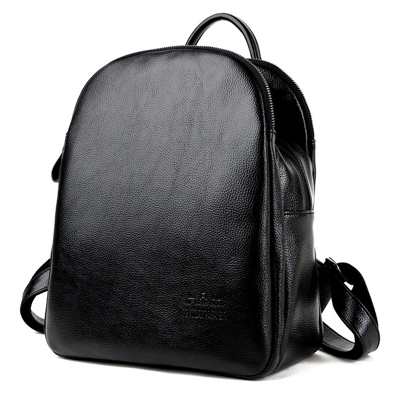 Chu JJ New Arrival Genuine Leather Women Backpacks Fashion Backpacks For Girls Casual Travel Women School BagChu JJ New Arrival Genuine Leather Women Backpacks Fashion Backpacks For Girls Casual Travel Women School Bag