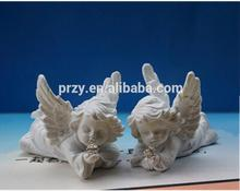 (One of them )1 pcs cake decoration mold angels baby shaped silicone soap chocolate candle fondant