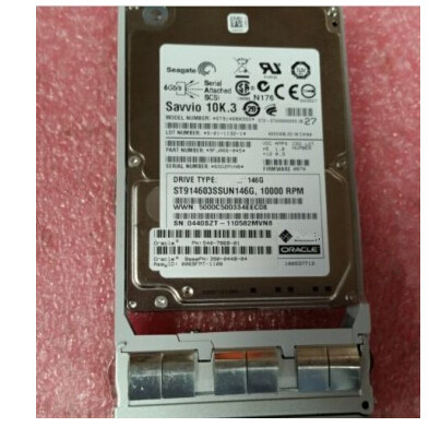 Hard Drive for XRA-SS2NF-300G 10K2 542-0422 300GB 10000rpm SAS 2.5 well tested working 300gb 10k rpm sas 2 5 inch hard drive u706k