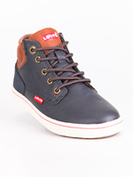 Casual shoes double locking