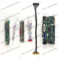 NT68676 LCD Controller Board Support HDMI DVI VGA AUDIO For 15 4 Inch 1920X1200 Lcd Panel