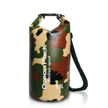 2L 5L 10L 15L 20L Portable  Waterproof Outdoor Bag Storage Dry Bag for Canoe Kayak Rafting Sports Camping Equipment Travel Kits