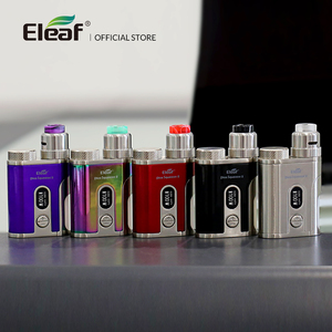 Image 4 - Original 100W Eleaf Kit Pico Squeeze 2 Kit mit Korallen 2 Zerstäuber 8ml tank elektronische zigarette vape kit