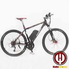 29er 48V750W electric mountain bike in the home mid-drive motor with South Korea's lithium battery pack sports power bike