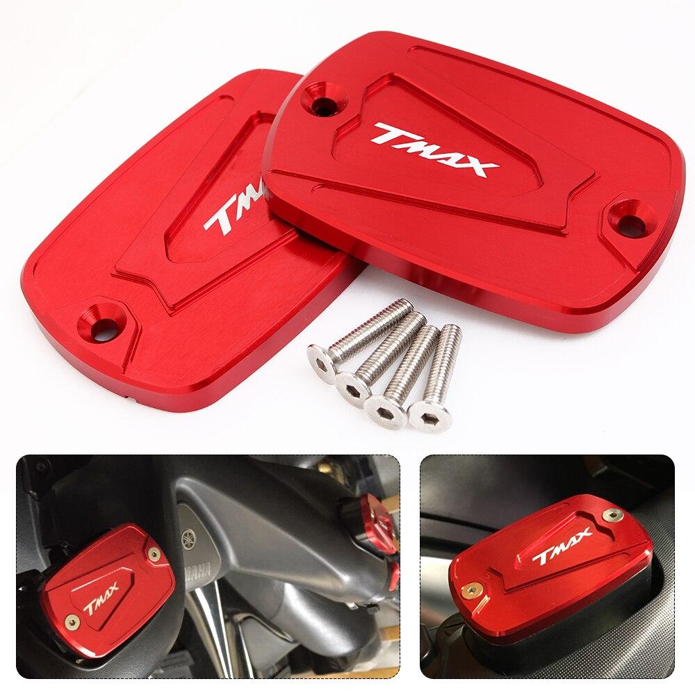 Tmax 530 500 Aluminium CNC Bremsflüssigkeitsbehälter Cap Abdeckung Für Yamaha T Max T-Max 500 2004-2011 Tmax 530 DX SX 2012-2017 2018