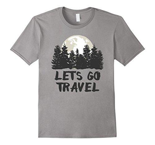Online Shop Lets Go Travel - Cool Traveling T-Shirt Design! 2017 ...