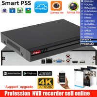 Original DH mutil language 4k H.265 8ch NVR NVR4108HS-4KS2 without POE Network Video Recorder DH-NVR4108HS-4KS2 8MP support