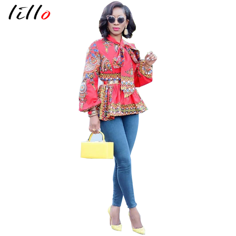 Aliexpress.com : Buy Fashionable ethnic print blouse