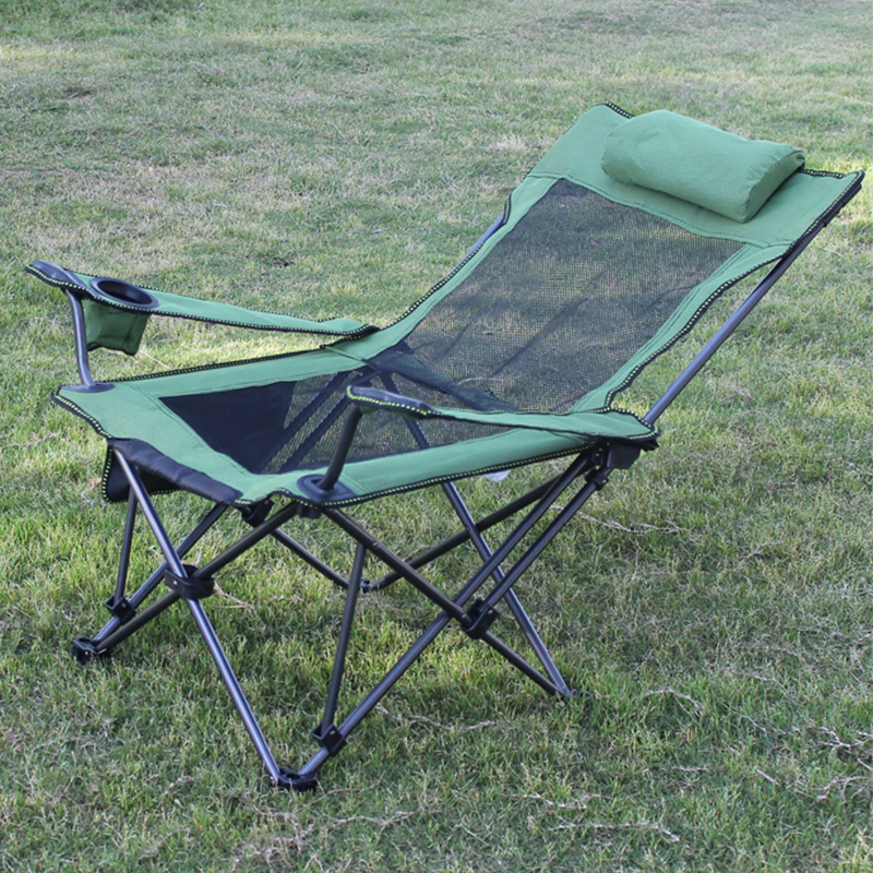 Green Folding chairs outdoor leisure travel ultralight fishing stool portable folding chair recliner field Fishing chair hot sale outdoor tripod triangular folding stool chair foldable fishing chairs portable fishing mate fold chair