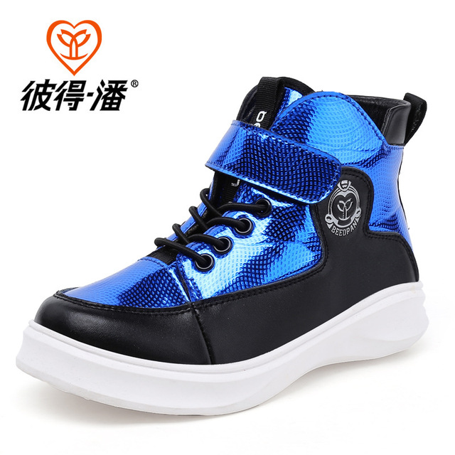 Boys Winter Shoes Warm Kids Sneakers Children Running Shoes Boys Winer Sport Shoes