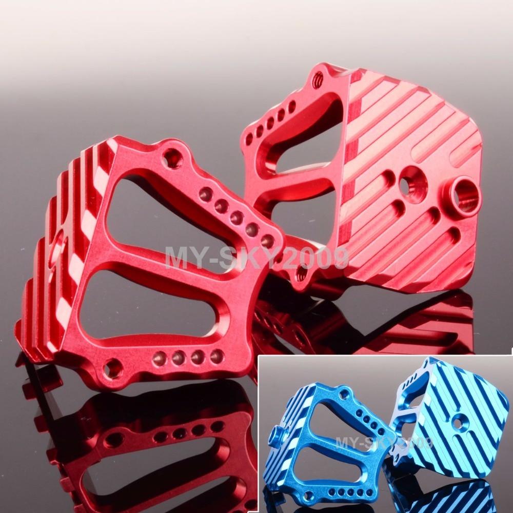 #7760 Aluminium Kühlkörper Motor Halterung Für 1/5 Rc Modell Auto Traxxas Xmaxx X-maxx 77076 77086