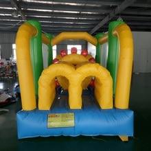 Надувная звезда мини-надувной дом/надувные прыжки надувной замок для детей Крытый игровая площадка батут