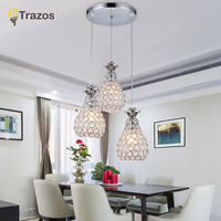 Modern Pendant Light nordic Hang Lamp Living Room/Bedroom/kitchen island/bar/shop/Restaurant Globe Luminaria Home Lighting