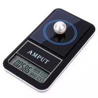 200g X 0 01g Precision Touch Screen LCD Display Digital Pocket Scale Jewelry Diamond Weighting