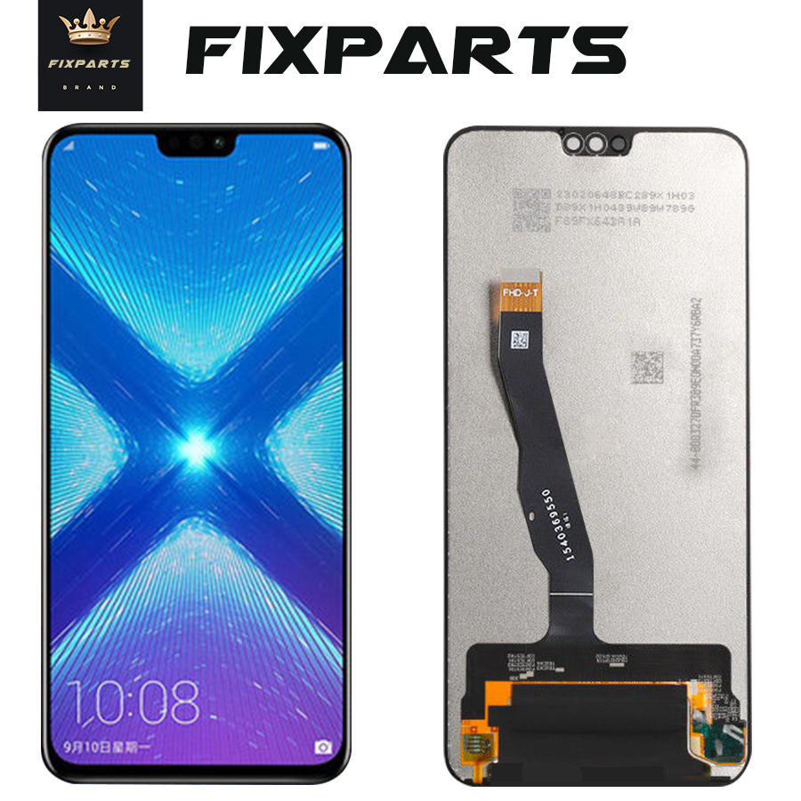 Huawei <font><b>Honor</b></font> <font><b>8X</b></font> <font><b>LCD</b></font> Display Touch Screen Digitizer Assembly HUAWEI <font><b>Honor</b></font> <font><b>8X</b></font> MAX <font><b>LCD</b></font> Honor8X Phone 8Xmax Screen Replacement Parts image