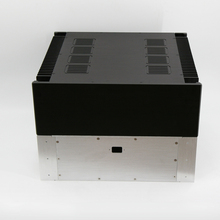 All aluminum housing with radiator on both sides Amplifier case BZ4315F