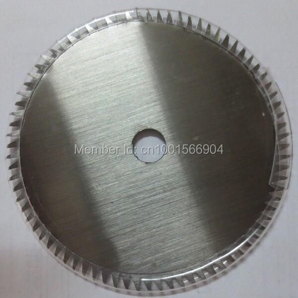 85x80teeth HSS pjovimo diskas. 5vnt / partija, mažas apskritas - Ašmenys pjūklams - Nuotrauka 3