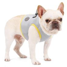 NACOCO Dog Cooling Vest Harness with Adjustable Hook&Loop for Small Medium Large Dogs on Summer
