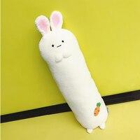 Long carrot plush pillow Cute rabbit plush toy doll Sleep dolls in bed boys and girls fill toys Stuffed animal plush toy