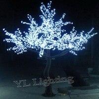 2.5 Mètre 2016 led blanc lumières décoration artificielle forme lumière De Noël pour Europ/Amérique Du Nord