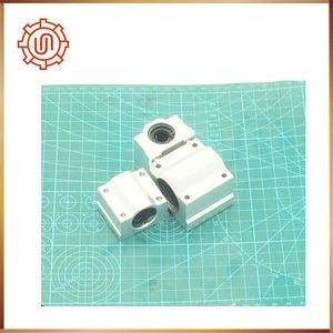 Image 5 - Sc16uu 4pcs SC16UU SCS16UU Linear motion ball bearings cnc parts slide block bushing for 16mm linear shaft guide rail CNC parts
