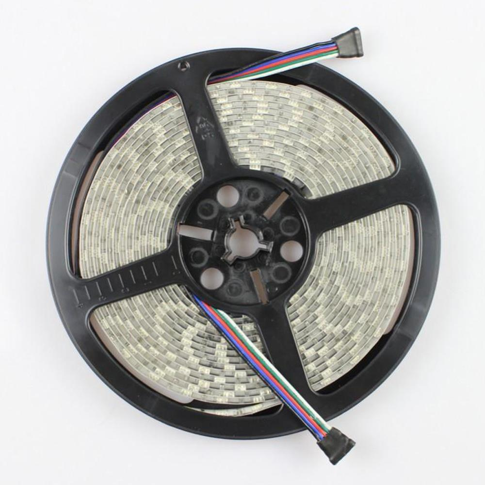 Led strip RGBW 12V smd 5050 IP65 waterproof string flexible light ribbon tape home decor outdoor