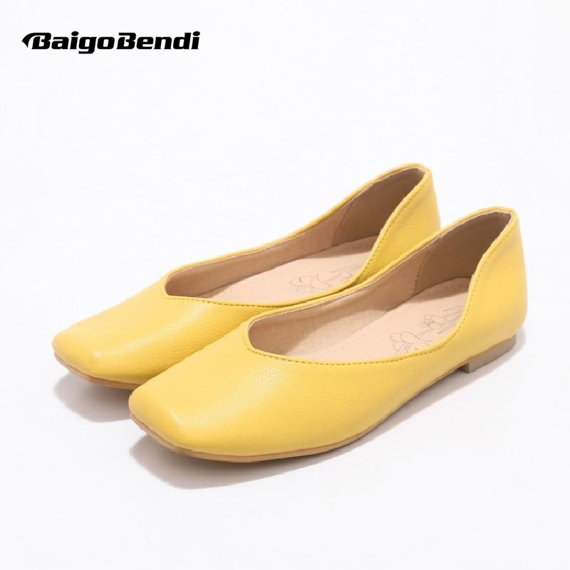 Size 33 34 Small Woman Summer Flats Soft Light Weight Ladies Driving Car Shoes Plus 41 42 43 44 45