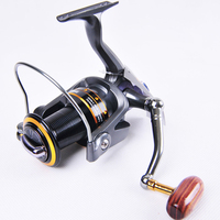 15BB 5.2:1 DJ6000 DJ8000 Surf Casting Reels Long Shot Wheel Moulinet Long Cast Carretes Surf Casting Metal Fishing Reels Tackles