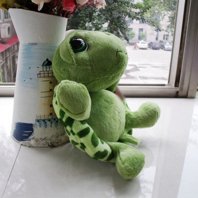 20cm Stuffed Turtle Animal Plush Baby Toy Gift 2