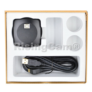Image 5 - 5.3MP USB2.0 Sony Cmos Imx178 Sensor C Mount Usb Digitale Microscoop Camera