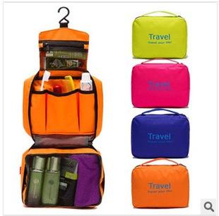 Alta calidad del bolso del equipaje de viaje kit de baño cosméticos a prueba de agua bagTravel accesorios del bolso del maquillaje para viajes