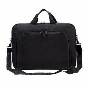 Image 4 - VODOOL Bolsa Para Laptop de Negócios Bolsa de Computador Portátil saco de Nylon Computador Bolsas Zipper Bolsas de Ombro Laptop bolsa de Ombro Bolsa de Alta Qualidade