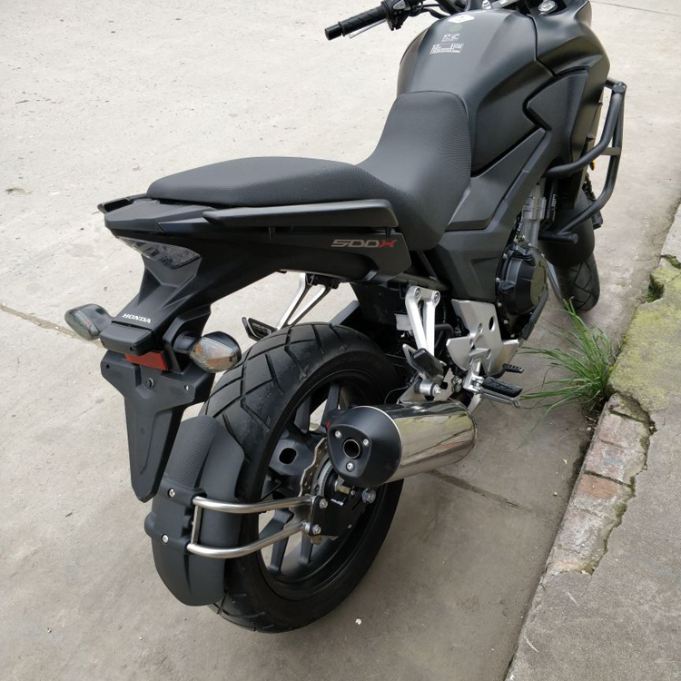 Алюминиевый мотоциклов мотоцикл заднее крыло кронштейн брызговик, пригодный для Honda CB500 CBR500 CB250 заднее крыло