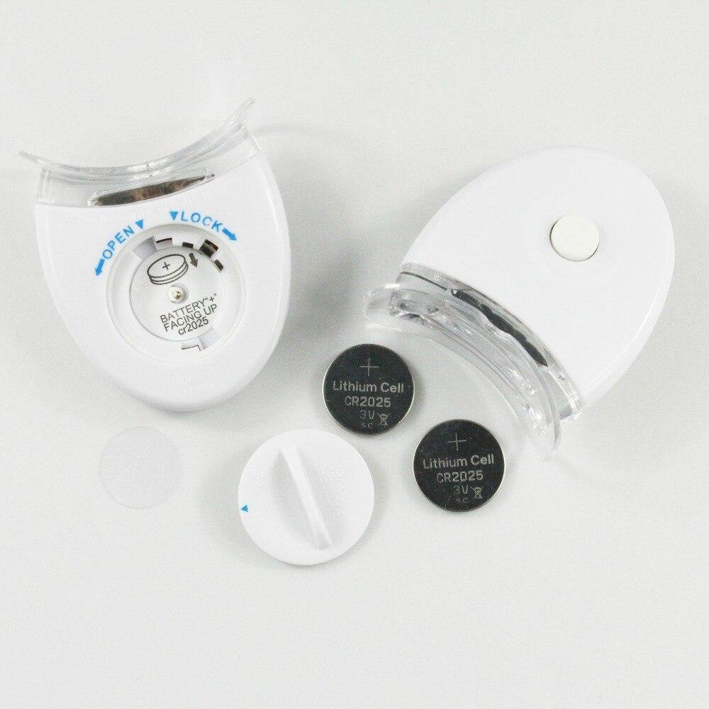 Teeth Whitening Accelerator Light White Color 1000pcs/lot Home Use ...