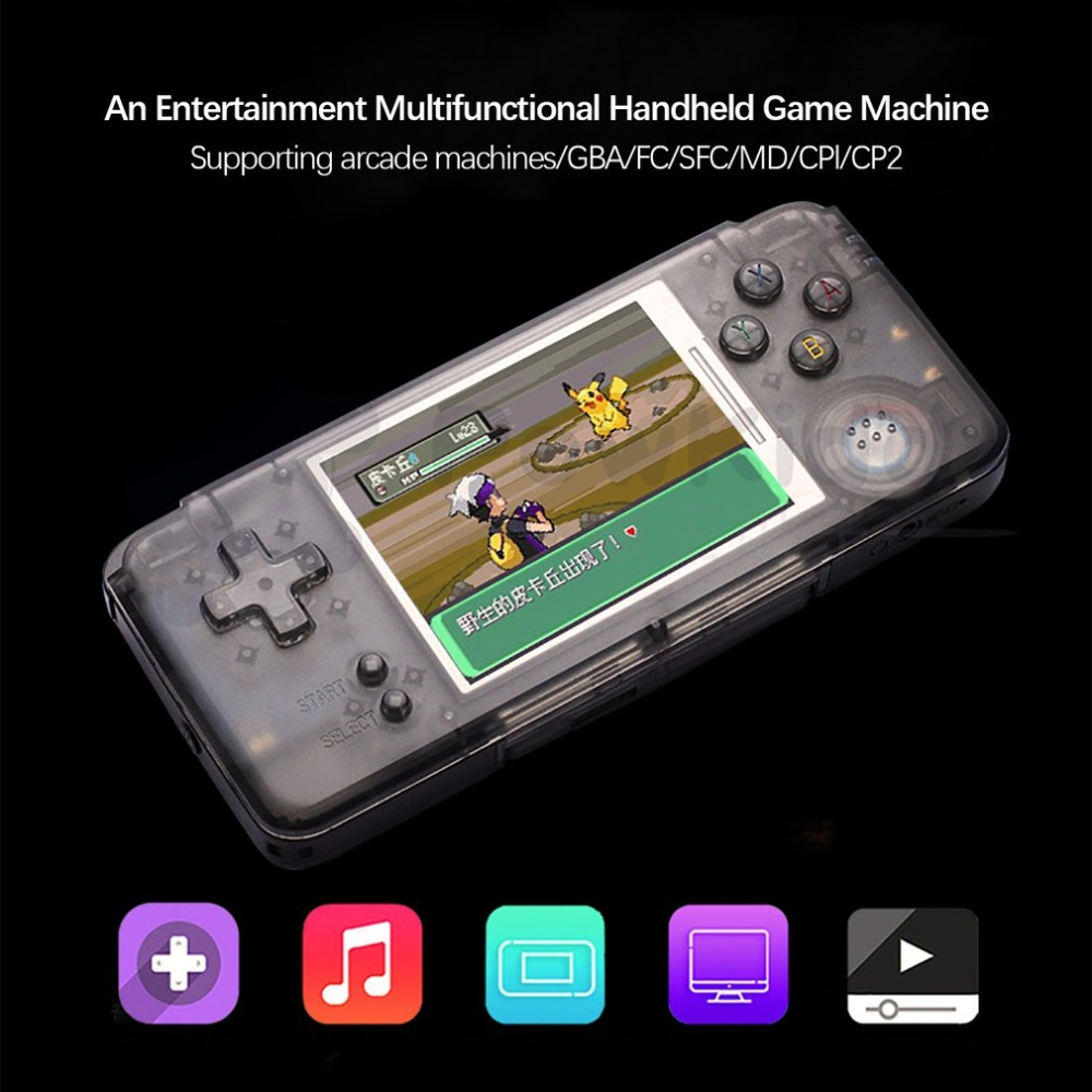 The 3rd generation RS-97 retro Handheld Game Console 16GB Portable Mini Video Gaming Players Built-in 3000 Retro GamesThe 3rd generation RS-97 retro Handheld Game Console 16GB Portable Mini Video Gaming Players Built-in 3000 Retro Games