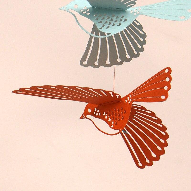 S18050101 3d Flying Bird Set Stencil Metal Cutting Dies For Diy Papercraft Project Scrapbook Paper Album Greeting Card Cutting Dies Aliexpress