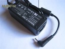 19V 2.1A W Universal AC Adapter Charger UNTUK ASUS Eee PC 1011CX 1015CX 1025C 1201PN X101 X101CH Gratis pengiriman(China)