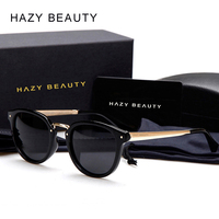 2017 New Luxury Polarized Sunglasses Fashion Men Women Brand Designer Sun Glasses UV400 Vintage Sunglass Oculos