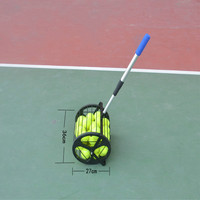 5 Ball Retriever Suitable for Ping Pong & Tennis Balls Convertible Design for Multiple Function
