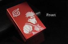 Naruto Double Face Cigarette Case